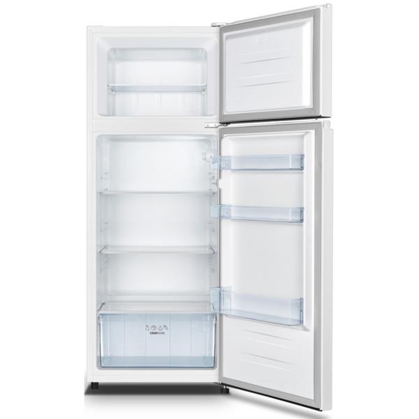 Хладилник с горна камера Gorenje RF4141PW4 , 206 l, F , Бял , Статична