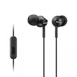 Слушалки с микрофон Sony MDR EX15APB