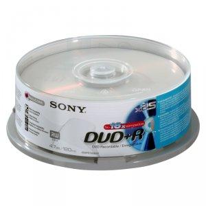 Медия Sony 25X DVD+R 25DPR120BSP 520421201