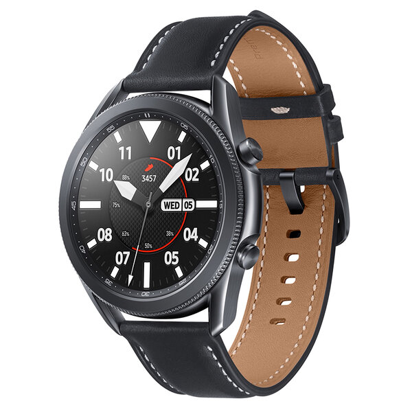 Смарт часовник Samsung GALAXY WATCH 3 R840NZK BLACK 45MM , 1 , 1.40 , 8 , DUAL CORE , Друга OS