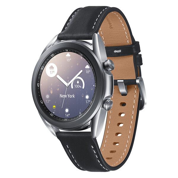 Смарт часовник Samsung GALAXY WATCH 3 R850NZS SILVER 41MM , 1 , 1.20 , DUAL CORE , Друга OS