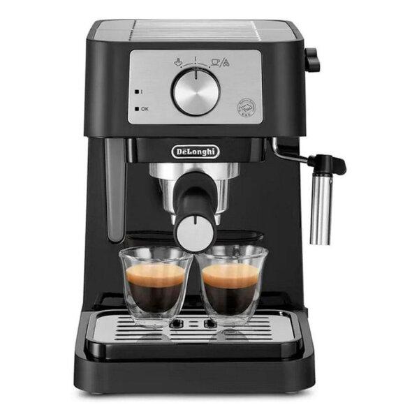 Кафемашина DeLonghi EC260.BK , 1100 W, 15 Bar, Еспресо