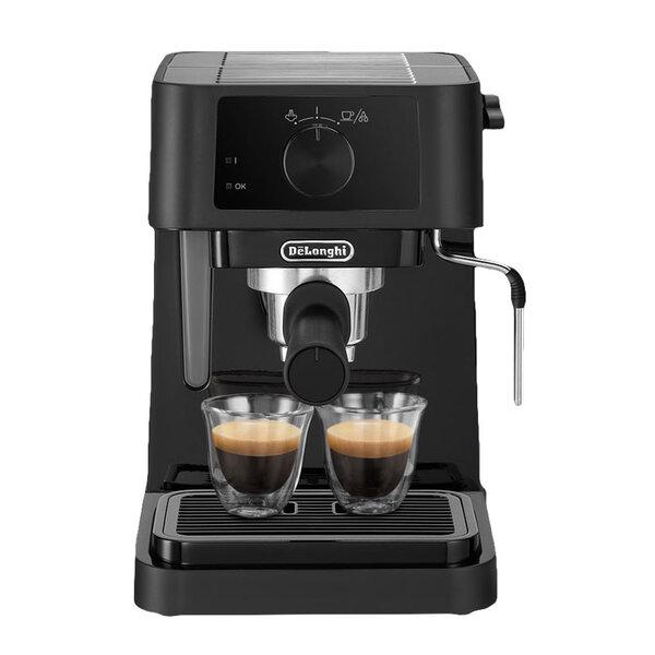 Кафемашина DeLonghi EC235.BK , 1100 Вата, 15 Bar, Еспресо