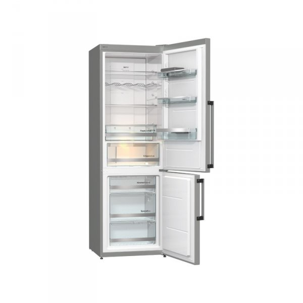 Хладилник с фризер Gorenje NRK 6191 TX