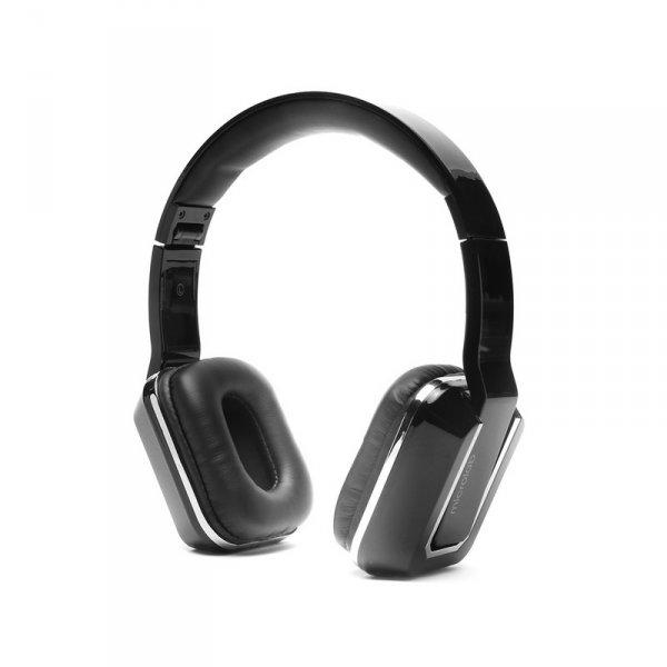 Слушалки Microlab K330 BLACK С МИКРОФОН
