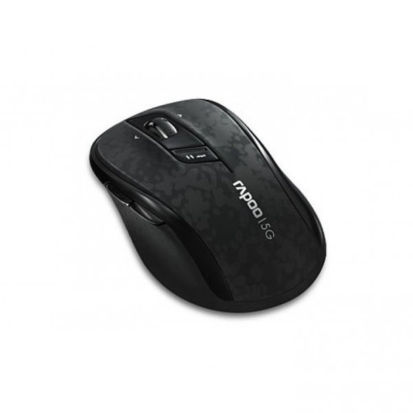 Мишка Rapoo 7100P 10829 БЕЗЖИЧНА ЧЕРНА