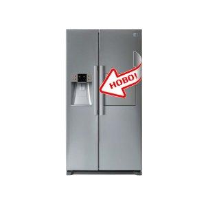 Хладилник с фризер Daewoo FRN-Q19F1MI INOX