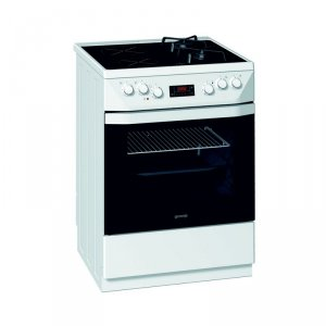Готварска печка (ток/газ) Gorenje KC 67337BW***