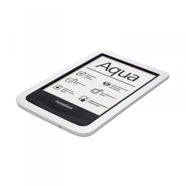 "Електронна книга PocketBook 640 AQUA 6"" WHITE"