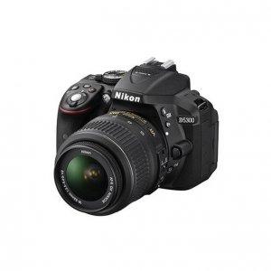 Фотоапарат Nikon D-5300 + 18-55VR + BAG + 8GB