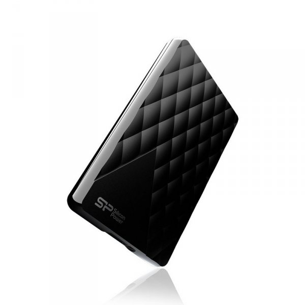 Външен хард диск Silicon Power DIAMOND D06 1TB USB 3.0