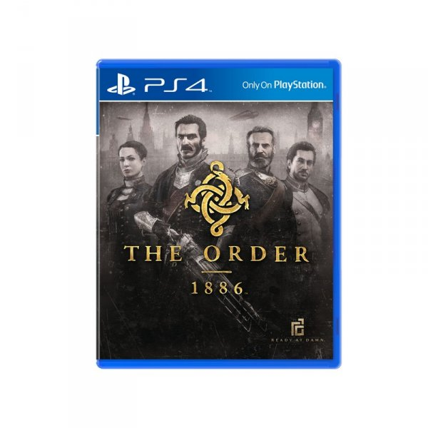 Игри PS4 THE ORDER:1886