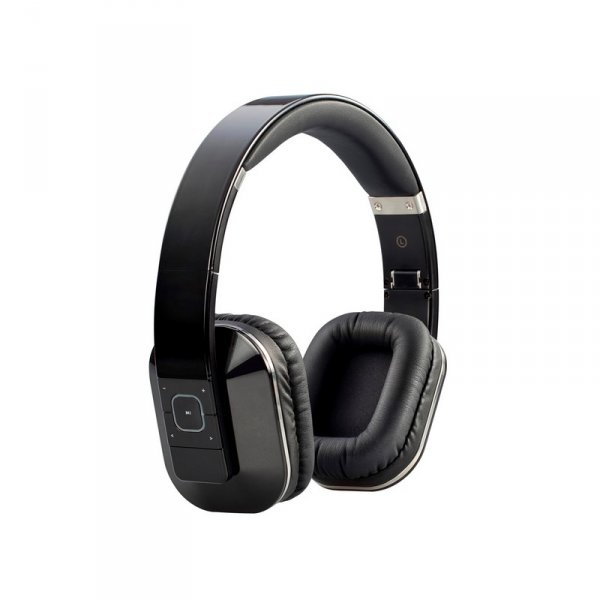 Слушалки Microlab T1 BLUETOOTH BLACK С МИКРОФОН