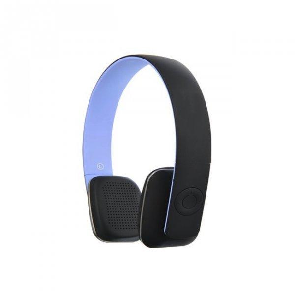 Слушалки Microlab T2 BLUETOOTH BLUE С МИКРОФОН