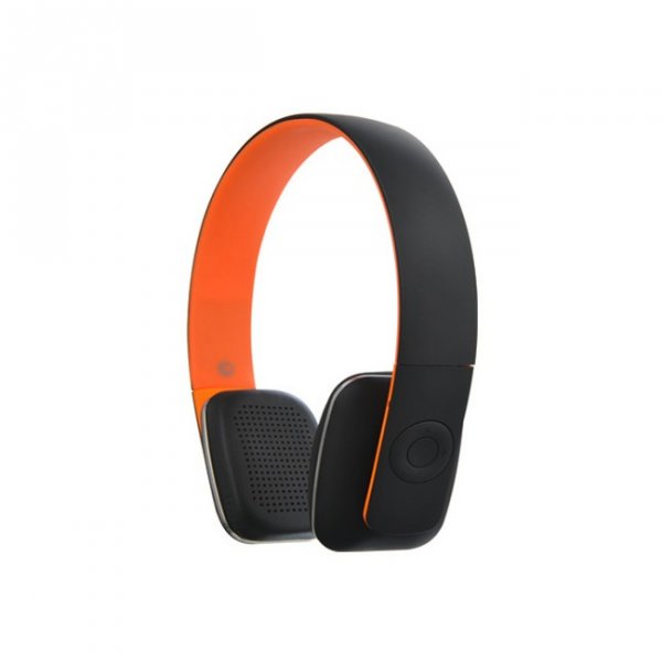 Слушалки Microlab T2 BLUETOOTH ORANGE С МИКРОФОН