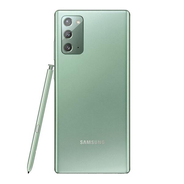 Смартфон Samsung GALAXY NOTE 20 DS GREEN SM-N980FZGG , 256 GB, 8 GB