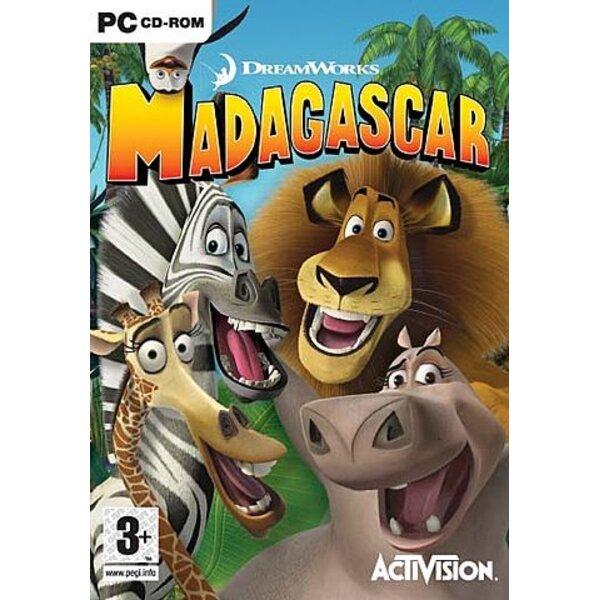 Игра PC MADAGASCAR