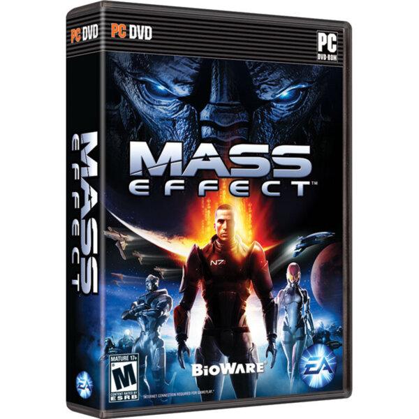 Игра PC MASS EFFECT