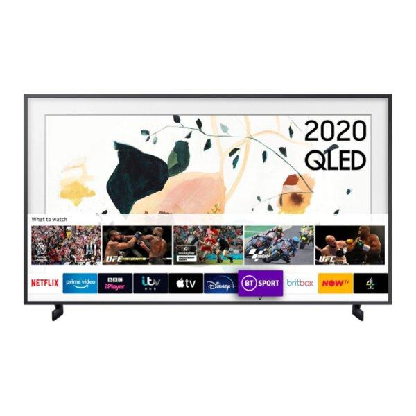 Телевизор Samsung QE55LS03TAUXXH , 139 см, 3840x2160 UHD-4K , 55 inch, QLED