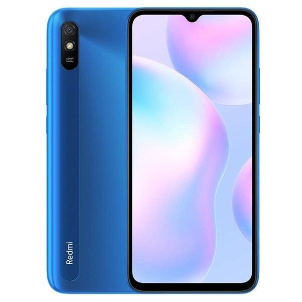 Смартфон Xiaomi REDMI 9A 32/2 DS SKY BLUE MZB9960EU/9954EU , 2 GB, 32 GB