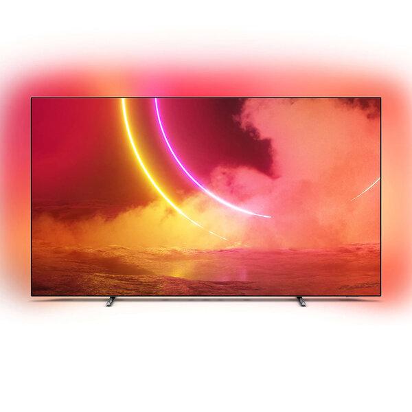 Телевизор Philips 55OLED805/12 , 139 см, 3840x2160 UHD-4K , 55 inch, Android , OLED , Smart TV