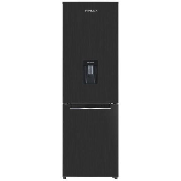 Хладилник с фризер Finlux FBN-300DIX/DARK , 284 l, A+ , No Frost , Инокс