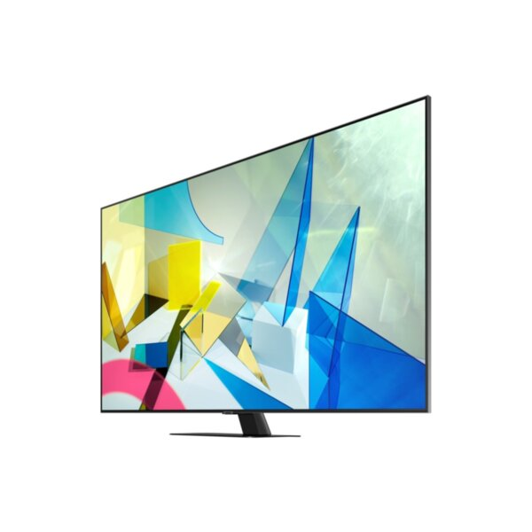 Телевизор Samsung QE65Q80TATXXH , 165 см, 3840x2160 UHD-4K , 65 inch, QLED