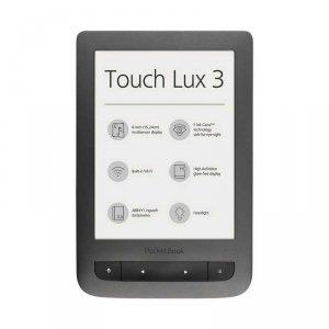 Електронна книга PocketBook 6262 TOUCH LUX 3 GREY