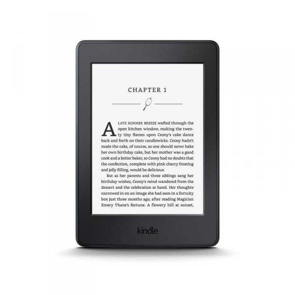 Електронна книга KINDLE PAPERWHITE 2015 BLACK , 1 GHz , 4 , 6.00
