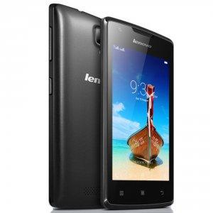 Мобилен телефон Lenovo A1000 DUAL SIM BLACK