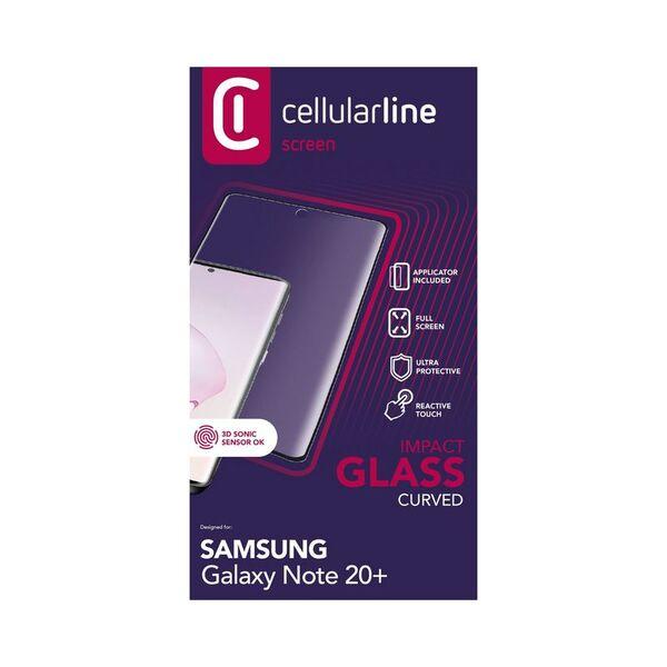 Протектор за дисплей Cellularline SAMSUNG GALAXY Note 20 Ultra
