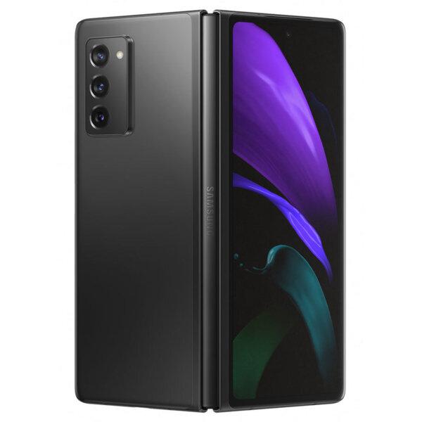 Мобилен телефон Samsung SM-F916BZKA GALAXY Z FOLD 2 BLACK