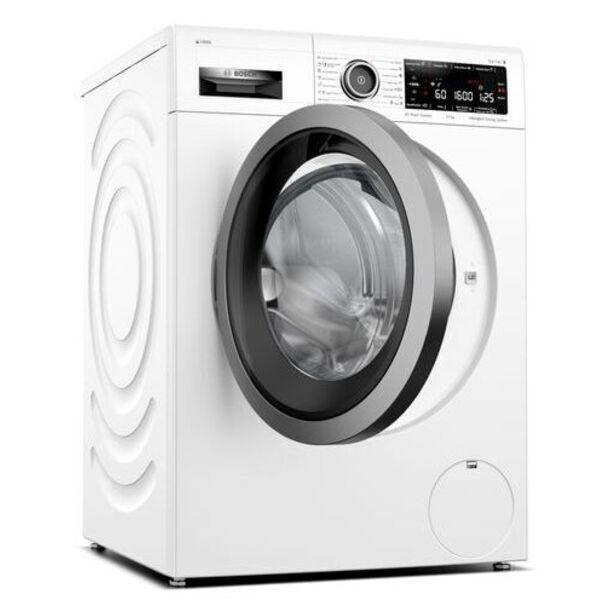 Пералня Bosch WAX32KH1BY , 10.00 kg, 1600 об./мин., C                                                                                                                                , Бял