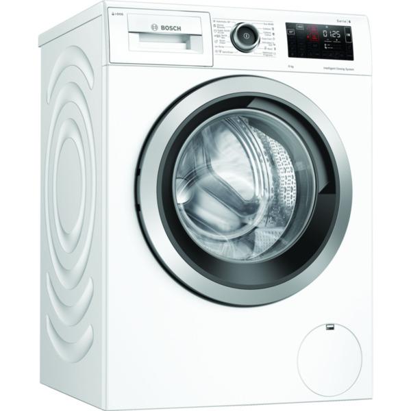 Пералня Bosch WAU28PH1BY , 1400 об./мин., 9.00 kg, C                                                                                                                                , Бял