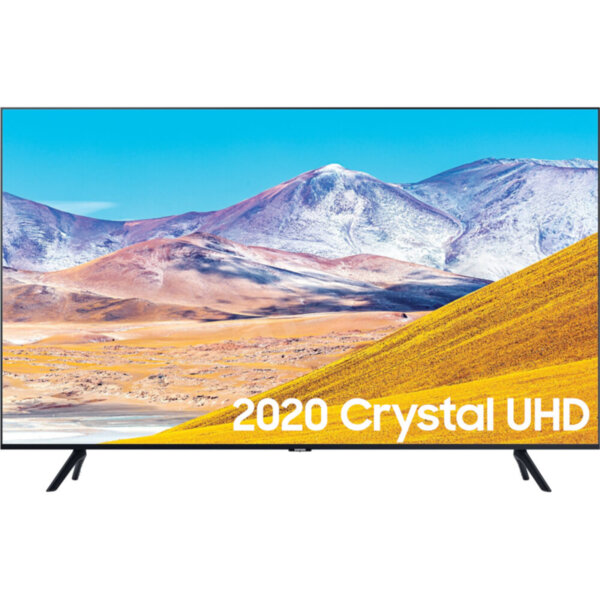 Телевизор Samsung UE50TU8072UXXH , 127 см, 3840x2160 UHD-4K , 50 inch, LED  , Smart TV , Tizen