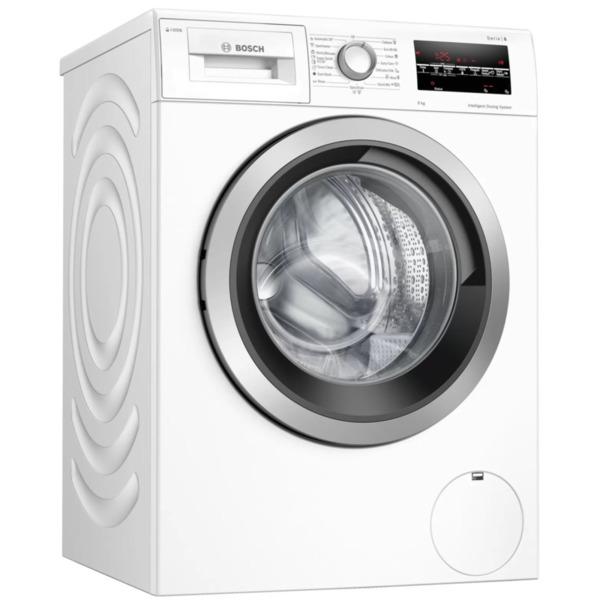 Пералня Bosch WAU28S60BY , 1400 об./мин., 9.00 kg, C                                                                                                                                , Бял
