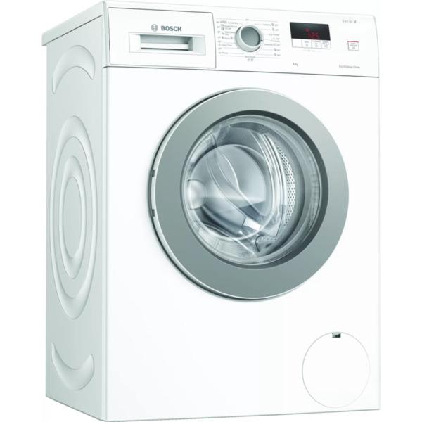 Пералня Bosch WAJ24063BY , 1200 об./мин., 8.00 kg, C                                                                                                                                , Бял