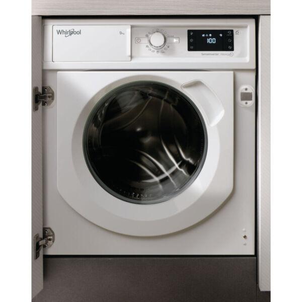 Вградена пералня Whirlpool BI WMWG 91484E EU , 1400 об./мин., 9.00 kg, C
