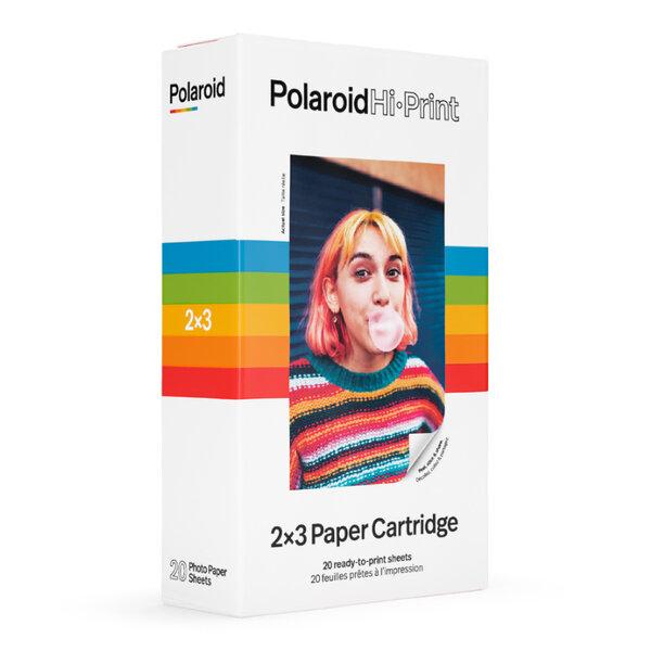 Аксесоар фото Polaroid Хартия Polaroid Hi Print 2x3 - 20 Sheets 006089