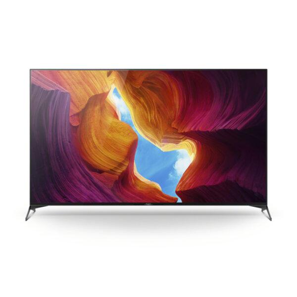 Телевизор Sony KD65XH9505BAEP , 165 см, 3840x2160 UHD-4K , 65 inch, Android , LED  , Smart TV