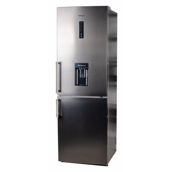 Хладилник с фризер Finlux FBND-350DIX , 314 l, A+ , No Frost , Инокс