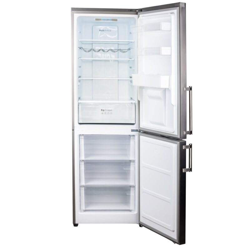 Хладилник с фризер Finlux FBND-350DIX