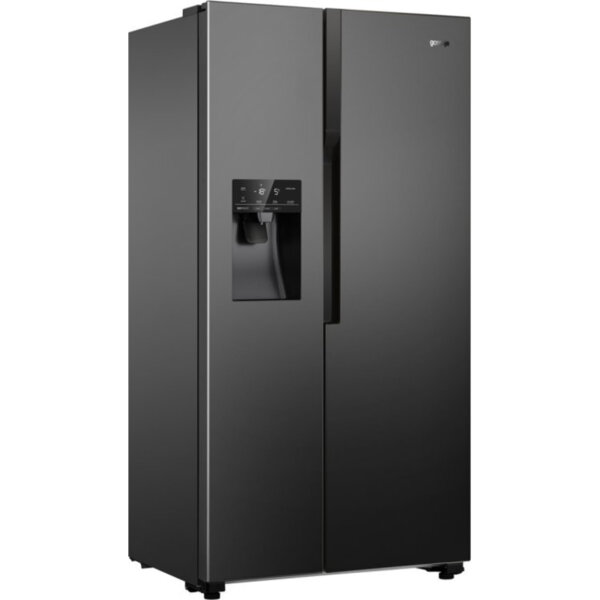 Хладилник с фризер Gorenje NRS9182VB , 562 l, E , No Frost , Черен