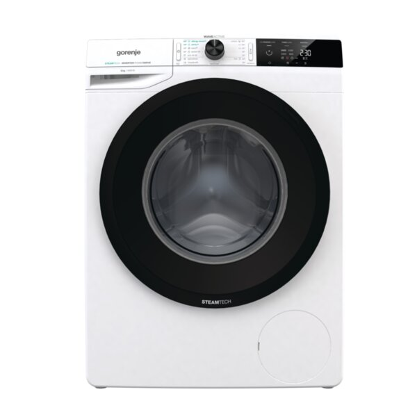 Пералня Gorenje WEI84CPS , 1400 об./мин., 8.00 kg, B , Бял