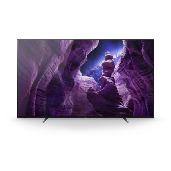 Телевизор Sony KD55A8BAEP , 139 см, 3840x2160 UHD-4K , 55 inch, Android , OLED , Smart TV