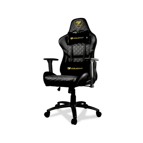 Геймърски стол COUGAR ARMOR One Royal CG3MARRGLD0001