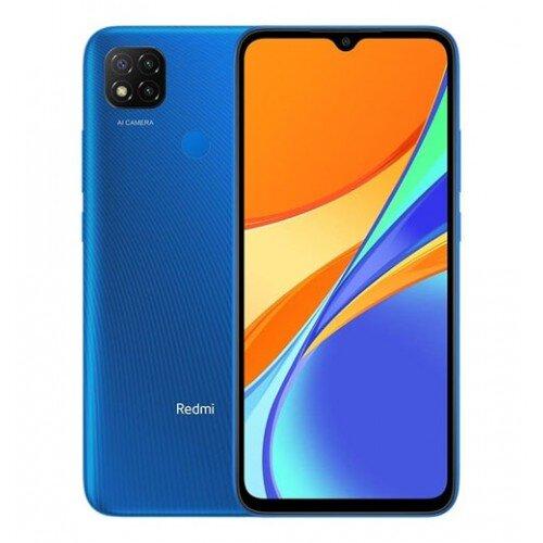 Смартфон Xiaomi REDMI 9C 64/3 DS TWILIGHT BLUE MZB07VZEU , 3 GB, 64 GB
