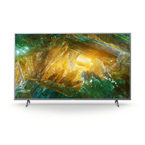 Телевизор Sony KD65XH8077SAEP , 165 см, 3840x2160 UHD-4K , 65 inch, Android , LED  , Smart TV