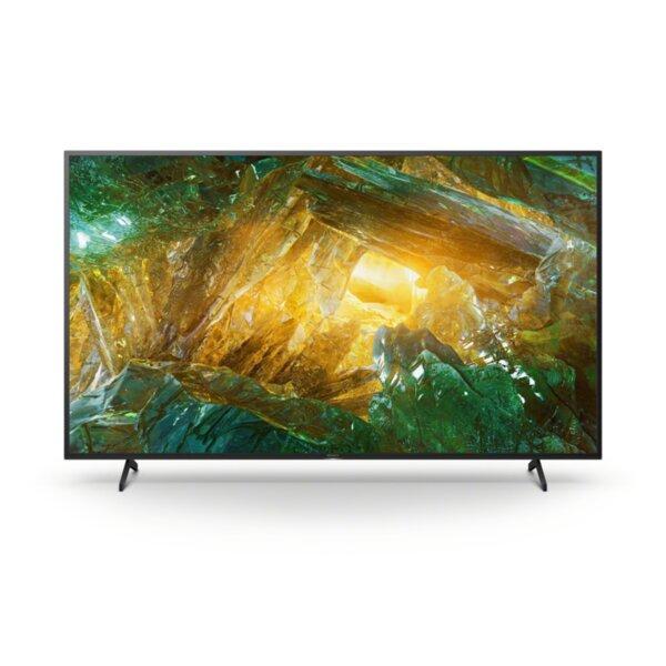 Телевизор Sony KD65XH8096BAEP , 165 см, 3840x2160 UHD-4K , 65 inch, Android , LED  , Smart TV