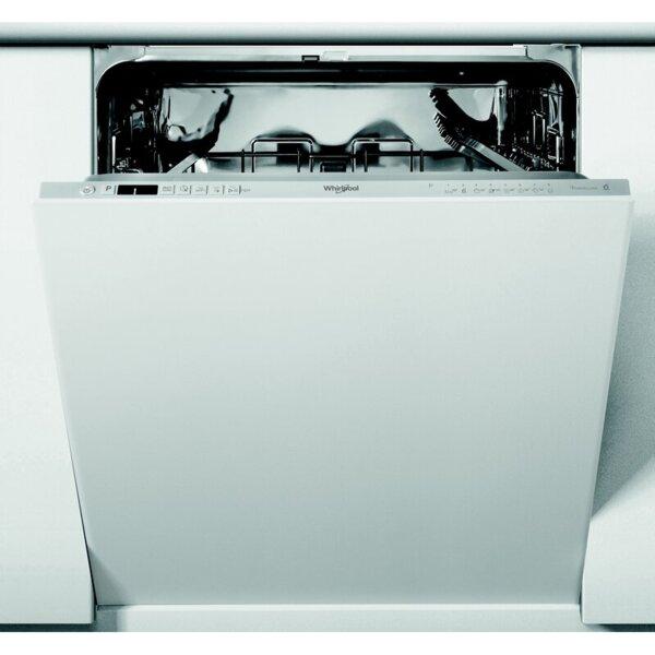 Съдомиялна машина за вграждане Whirlpool WI 7020 P , 14 комплекта, 600 Ш, мм, A++